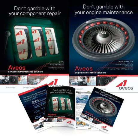 Aveos Advertisement campaign
