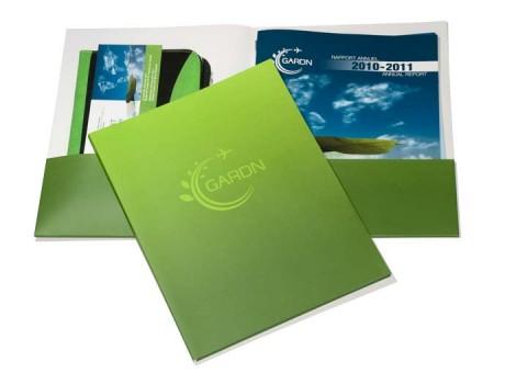 Pocket Folder GARDN
