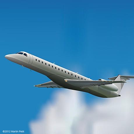 ERJ 140 Aircraft
