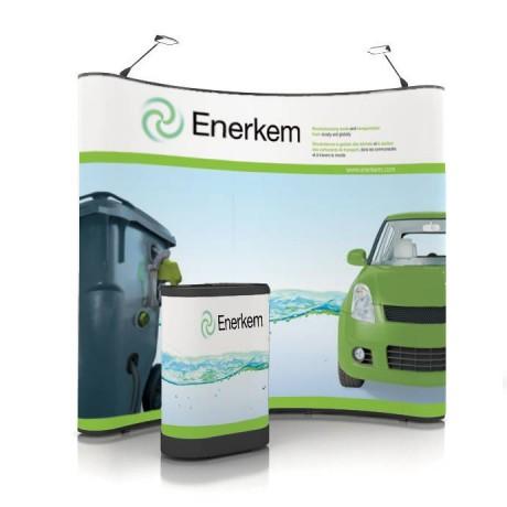 Kiosque d'Enerkem