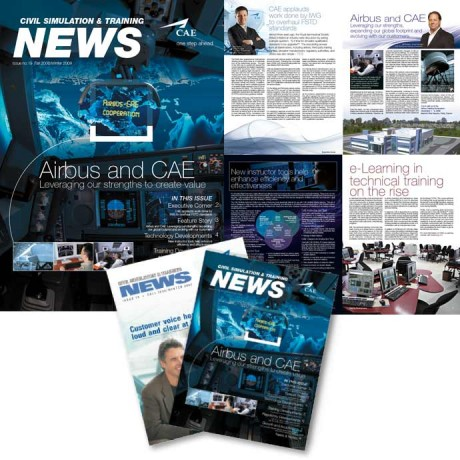CAE Civil Simulation & Training News