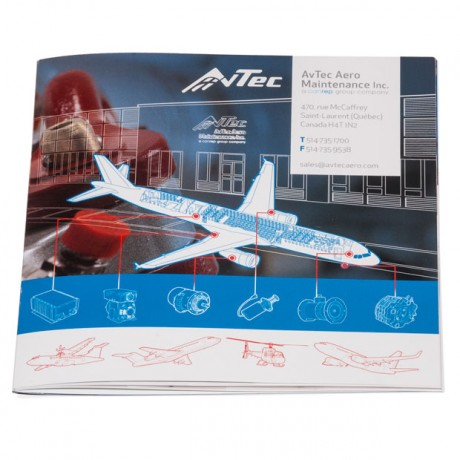 AvTec Aero Maintenance Brochure