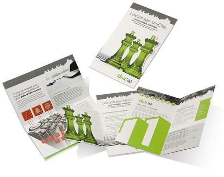 Unicité's Brochure